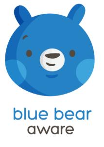 Blue Bear Aware