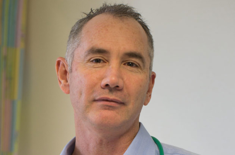 Dr. George du Toit